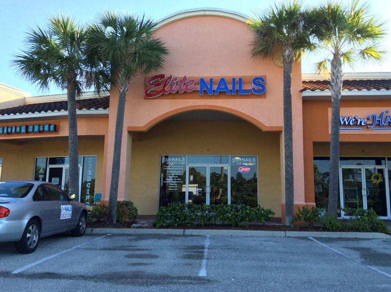 Ảnh của Cần Sang tiệm Nails In Estero, FL