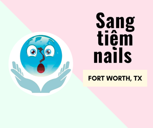 Picture of Need to sell a Salon CUTE NAILS at Fort Worth, TX. Income/month: $XX,000