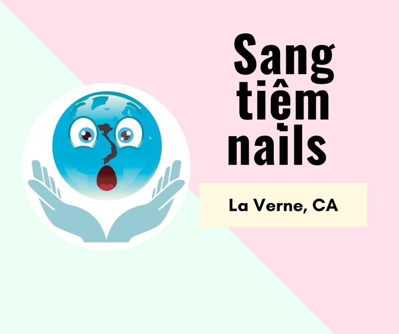 Ảnh của SANG TIỆM NAILS in La Verne, CA.