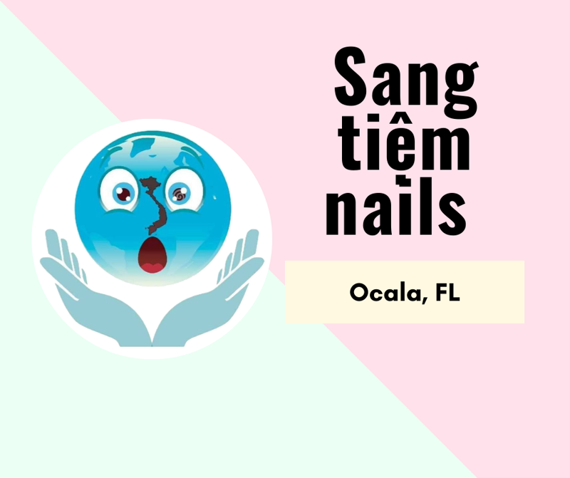 Ảnh của SANG TIỆM NAILS  in Ocala, FL . (Income/month): $33,000