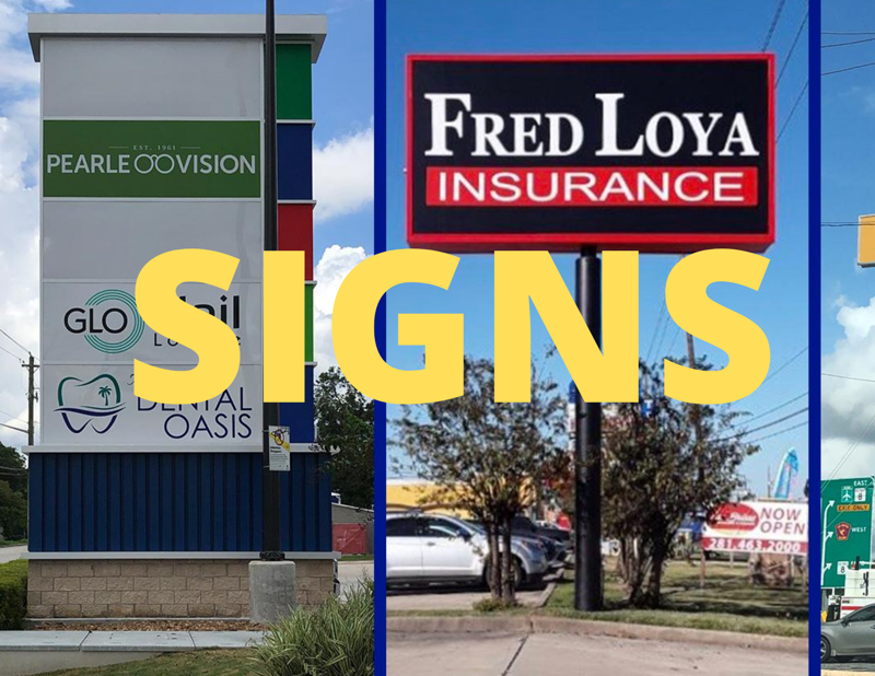Picture of QUAN PHAN-D & Q SIGNS IN DALLAS-FORT WORTH, TX
