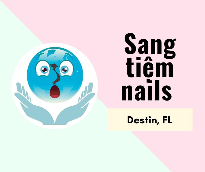 Ảnh của SANG TIỆM NAILS  in Destin, FL