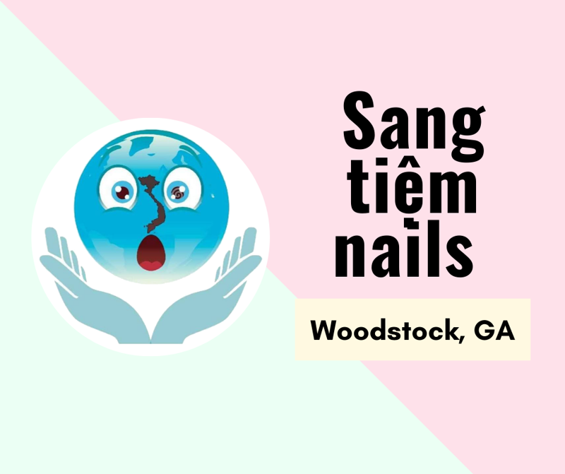 Ảnh của SANG TIỆM NAILS in Woodstock, GA. Income/month: $29,000