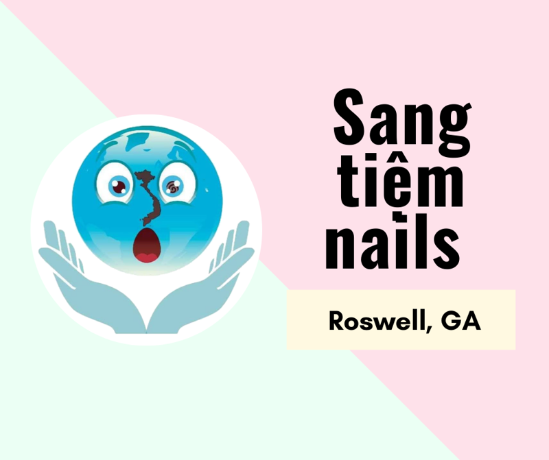 Ảnh của SANG TIỆM NAILS  in  Roswell, GA. Income/month: $34,000