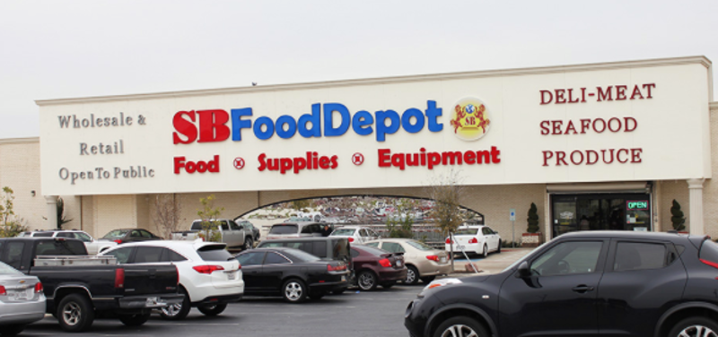 Picture of Wholesale Food Depot in Arlington, TX