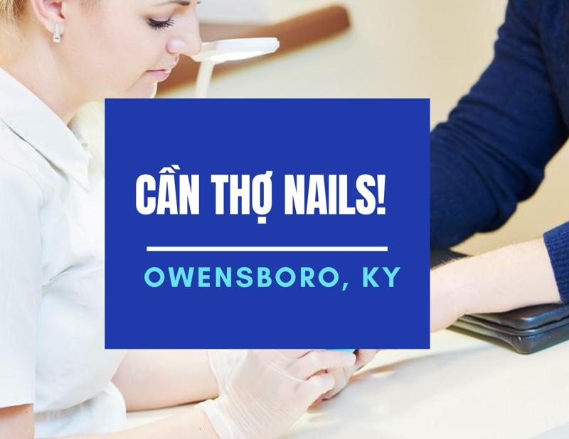 Ảnh của Cần Thợ Nails in Owensboro, KY. (LƯƠNG $6,000/ Tháng)