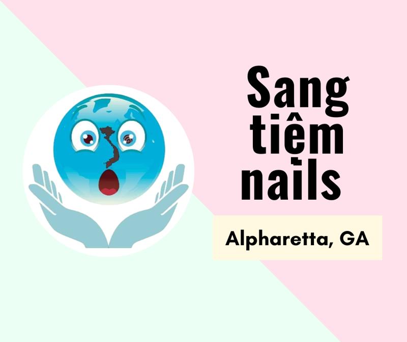 Ảnh của SANG TIỆM NAILS  in Alpharetta, GA