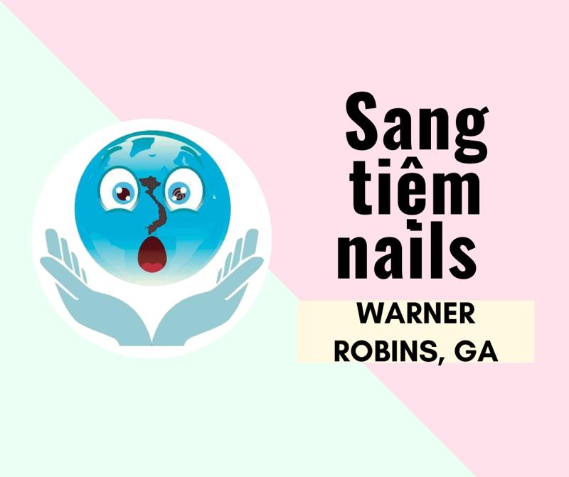 Ảnh của SANG TIỆM NAILS  in WARNER ROBINS, GA (Rent $1,500/tháng)