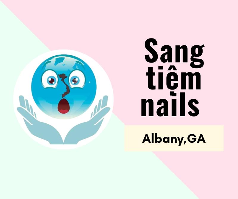 Ảnh của SANG TIỆM NAILS  in Albany,GA