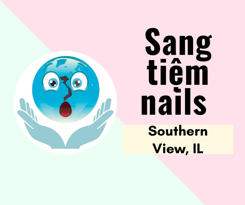Ảnh của SANG TIỆM NAILS  in Southern View, IL