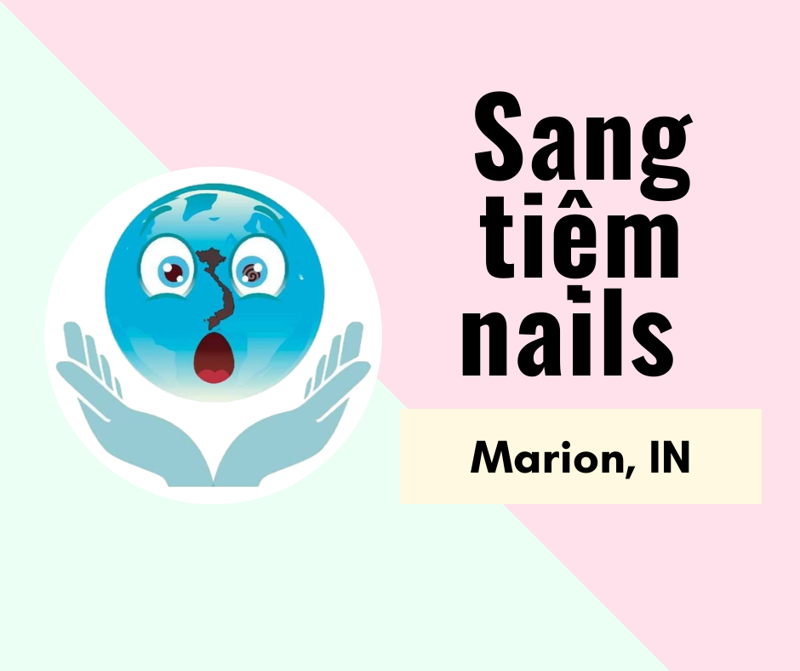 Ảnh của SANG TIỆM NAILS  in Marion, IN