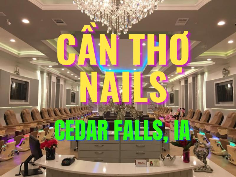 Ảnh của Cần Thợ Nails tại Q Nails & Spa in Cedar falls, IA. (BAO LƯƠNG/ ĂN CHIA)