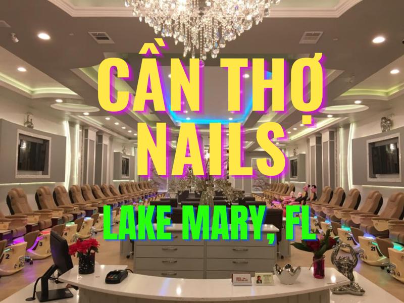 Ảnh của Cần Thợ Nails tại TIPSY NAIL AND SALONBAR in LAKE MARY, FL. (BAO LƯƠNG $4,800/Tháng, ĂN CHIA)