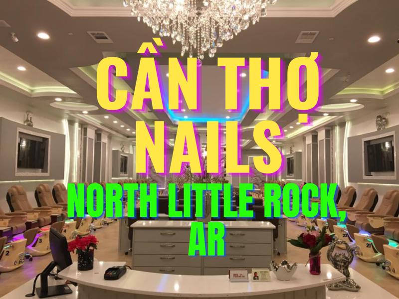 Ảnh của Cần Thợ Nails in North Little Rock, AR.