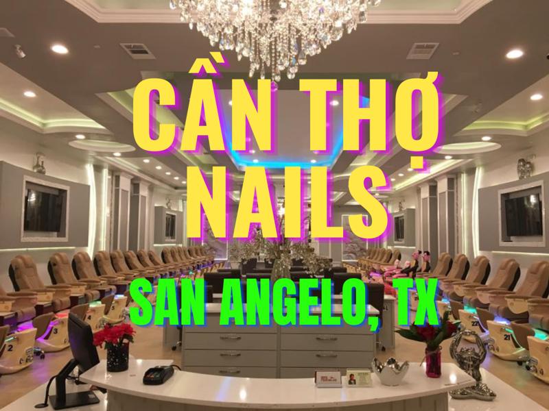 Picture of Cần Thợ Nails in San Angelo, TX. (BAO LƯƠNG $4,400/ Tháng)