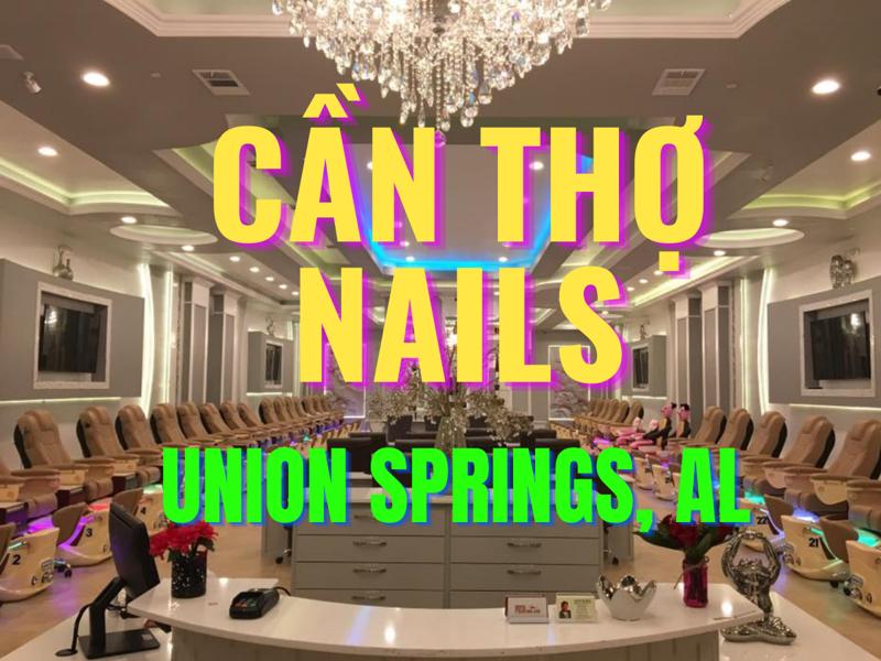 Ảnh của Cần Thợ Nails tại V S Nails in Union Springs, AL (Lương/tháng: $4,000)