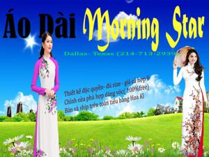 Picture of AO DAI MORNING STAR(TRONG KHU CHỢ HONG KONG GRAND PRAIRIE, TX)