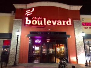 Ảnh của CAFÉ BOULEVARD IN ARLINGTON, TX