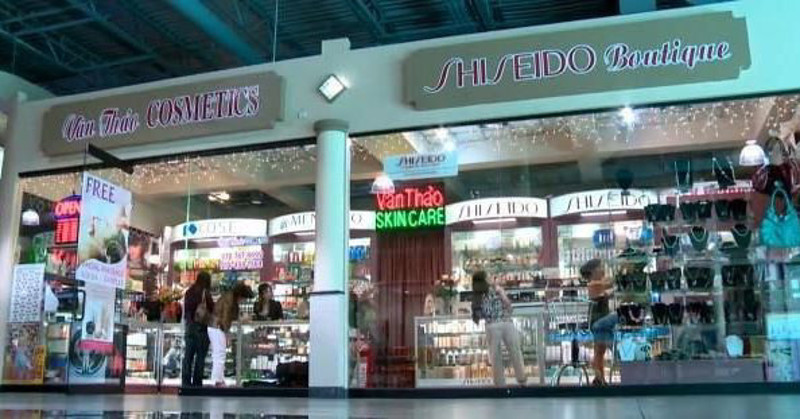 Ảnh của VanThao Cosmetics & Skincare - Shiseido Beautique in Garland, TX(TRONG KHU CALI SAIGON MALL)