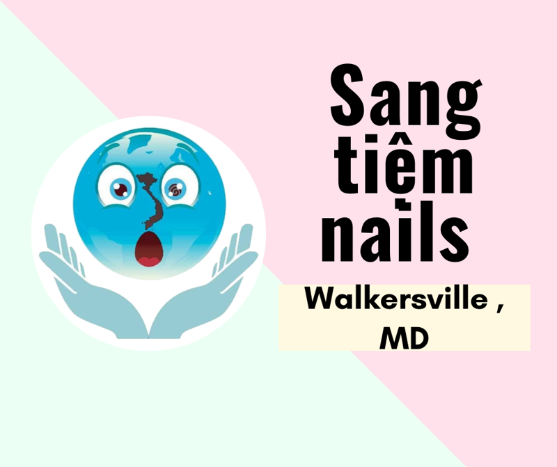 Ảnh của SANG TIỆM NAILS  in Walkersville , MD