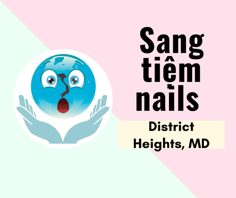 Ảnh của SANG TIỆM NAILS  in District Heights, MD