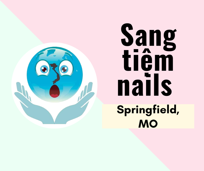 Picture of SANG TIỆM NAILS  in Springfield, MO (Income/tháng :$25,000)