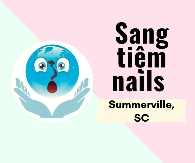 Picture of SANG TIỆM NAILS  in Summerville, SC