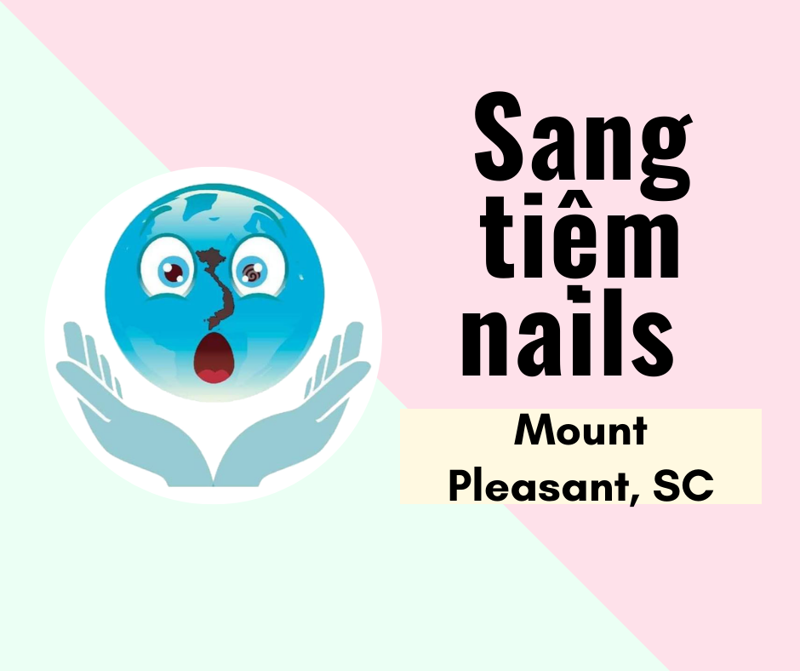 Ảnh của SANG TIỆM NAILS  in Mount Pleasant, SC