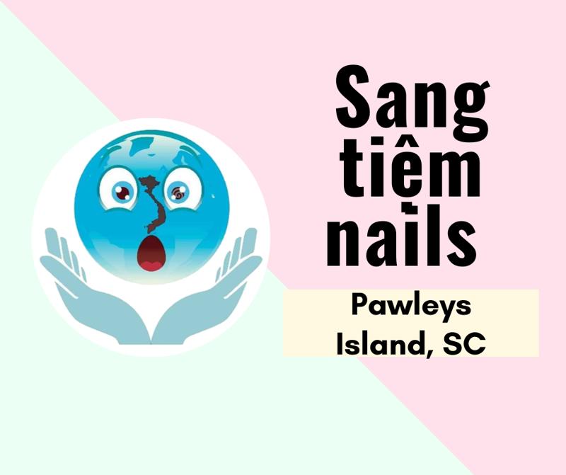Ảnh của SANG TIỆM NAILS  in Pawleys Island, SC