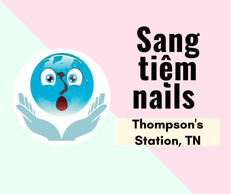 Ảnh của SANG TIỆM NAILS  in Thompson's Station, TN