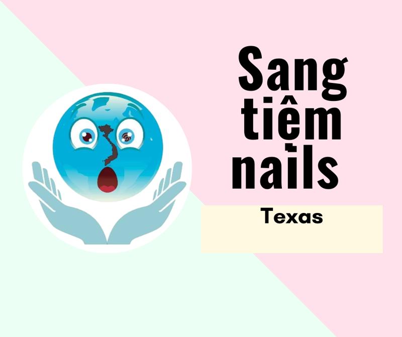 Ảnh của SANG TIỆM NAILS  in Texas