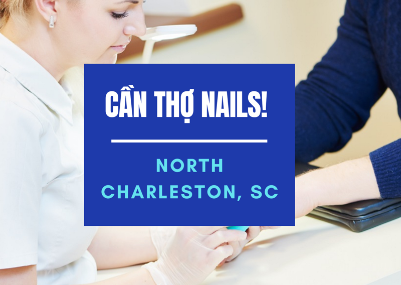 Picture of Cần Thợ Nails tại Paradise Nail Spa in North Charleston, SC
