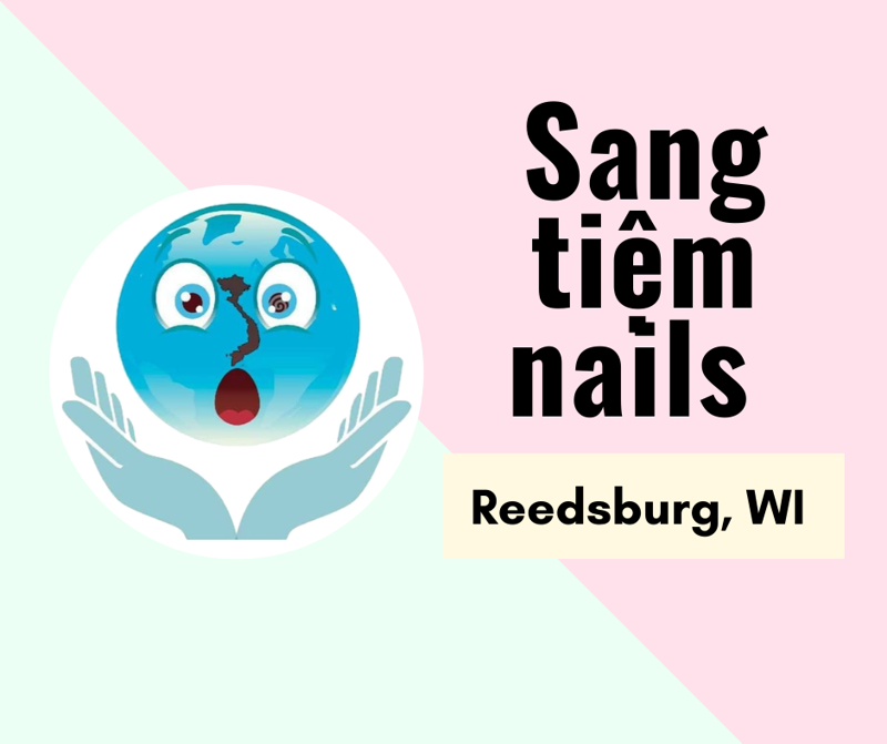 Picture of SANG TIỆM NAILS Gấp in Reedsburg, WI