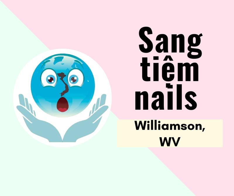 Ảnh của SANG TIỆM NAILS  in  Williamson, WV