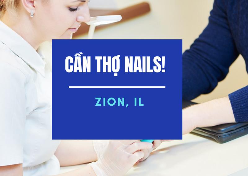 Ảnh của Cần Thợ Nails in Zion, IL