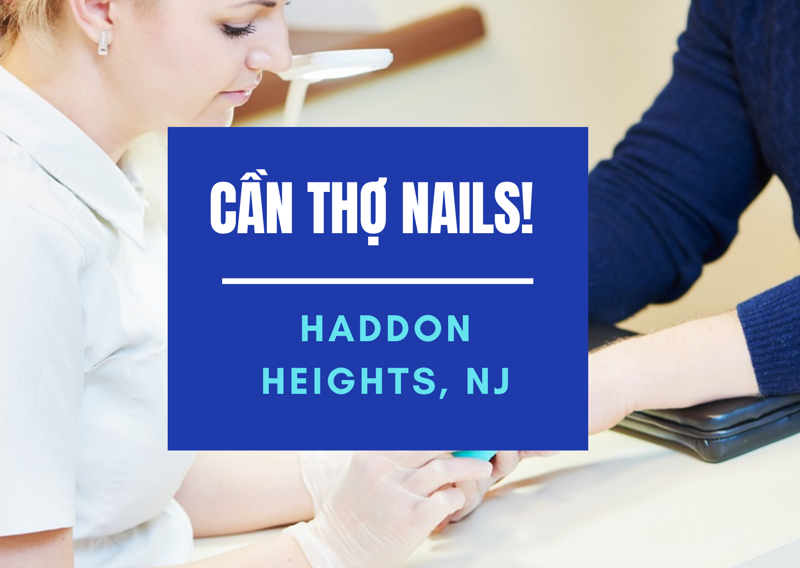 Picture of Cần Thợ Nails tại WINK LASH & NAILS in HADDON HEIGHTS, NJ