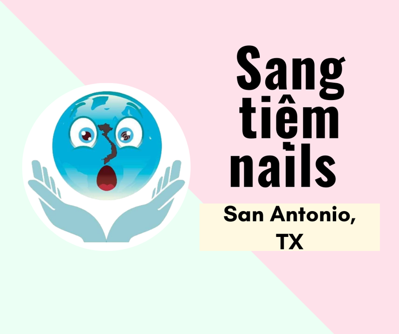 Ảnh của SANG TIỆM NAILS  in San antonio, TX  Incom/tháng: $35,000