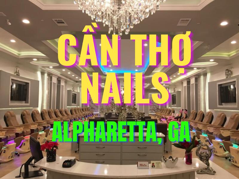 Ảnh của Cần Thợ Nails in Alpharetta, GA