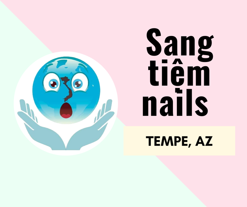 Picture of SANG TIỆM NAILS  in Tempe, AZ