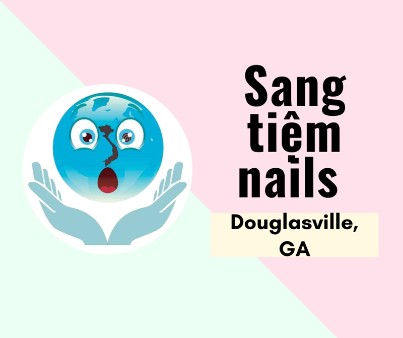 Picture of SANG TIỆM NAILS  in Douglasville, GA Income $30,000-$35,000