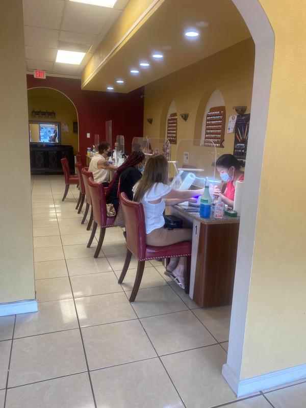 Ảnh của Sang tiệm nails rẻ income tốt ở Converse, TX 78109