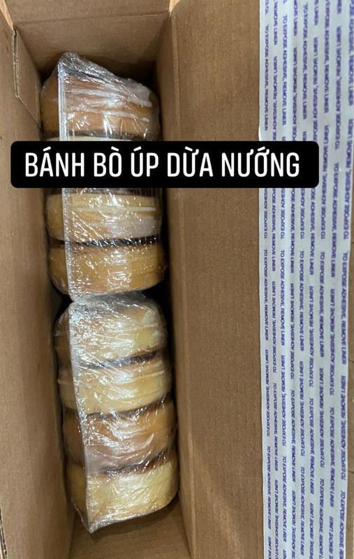 Ảnh của Dương Nguyễn chuyên bán BÁNH BÒ ÚP DỪA NƯỚNG ship 50 tiểu bang
