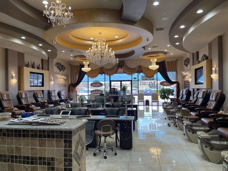 Picture of SANG TIỆM NAILS GOOD INCOME IN WYLIE, TEXAS