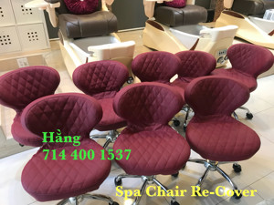 Picture of Facebook: Spa Chair Re-cover (#Chuyên_May_Cover_Ghế_Spa_Pedicure