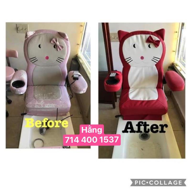 Ảnh của Facebook: Spa Chair Re-Cover ( Chuyên may cover cho ghế Spa Pedicure)