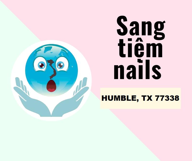 Ảnh của Cần sang tiệm ở Humble, TX 77338. Income: $60,000/tháng.