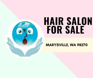 Ảnh của HAIR SALON FOR SALE IN MARYSVILLE WA 98270