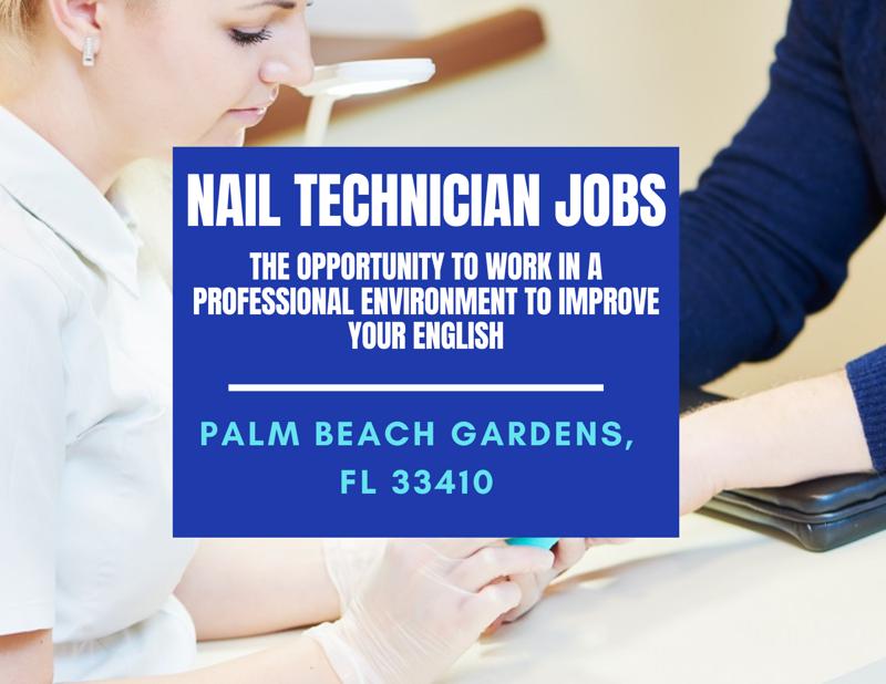 Ảnh của NOW HIRING NAIL TECHNICIANS IN PALM BEACH GARDENS, FL 33410